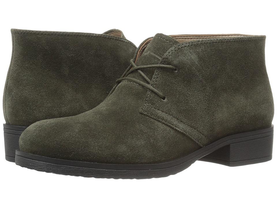Bandolino - Talon (Moss Suede) Women's Shoes