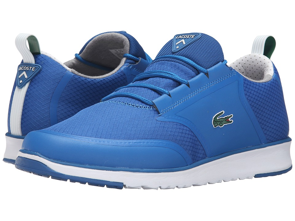 Lacoste - L.Ight LT12 (Blue/Blue) Men's Shoes