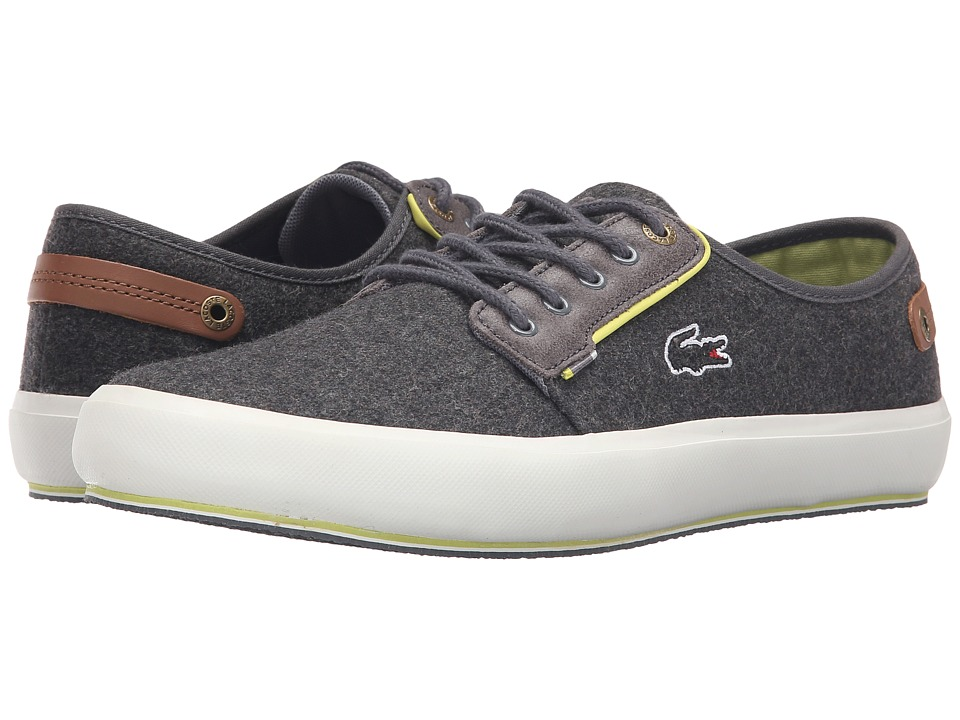 Lacoste - Saulieu Chunky AP (Grey) Men's Shoes