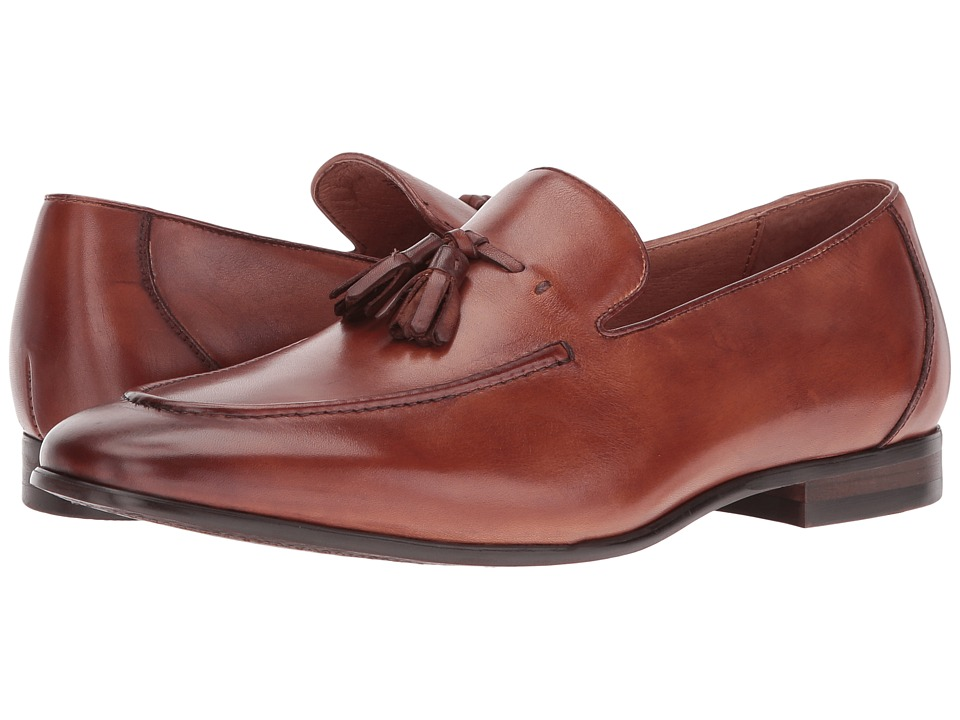 Dune London - Result (Tan Leather) Men's Flat Shoes