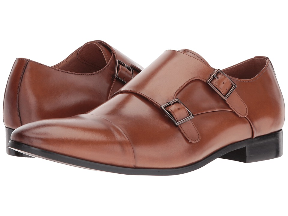 Dune London - Reynolds (Tan Leather) Men's Shoes