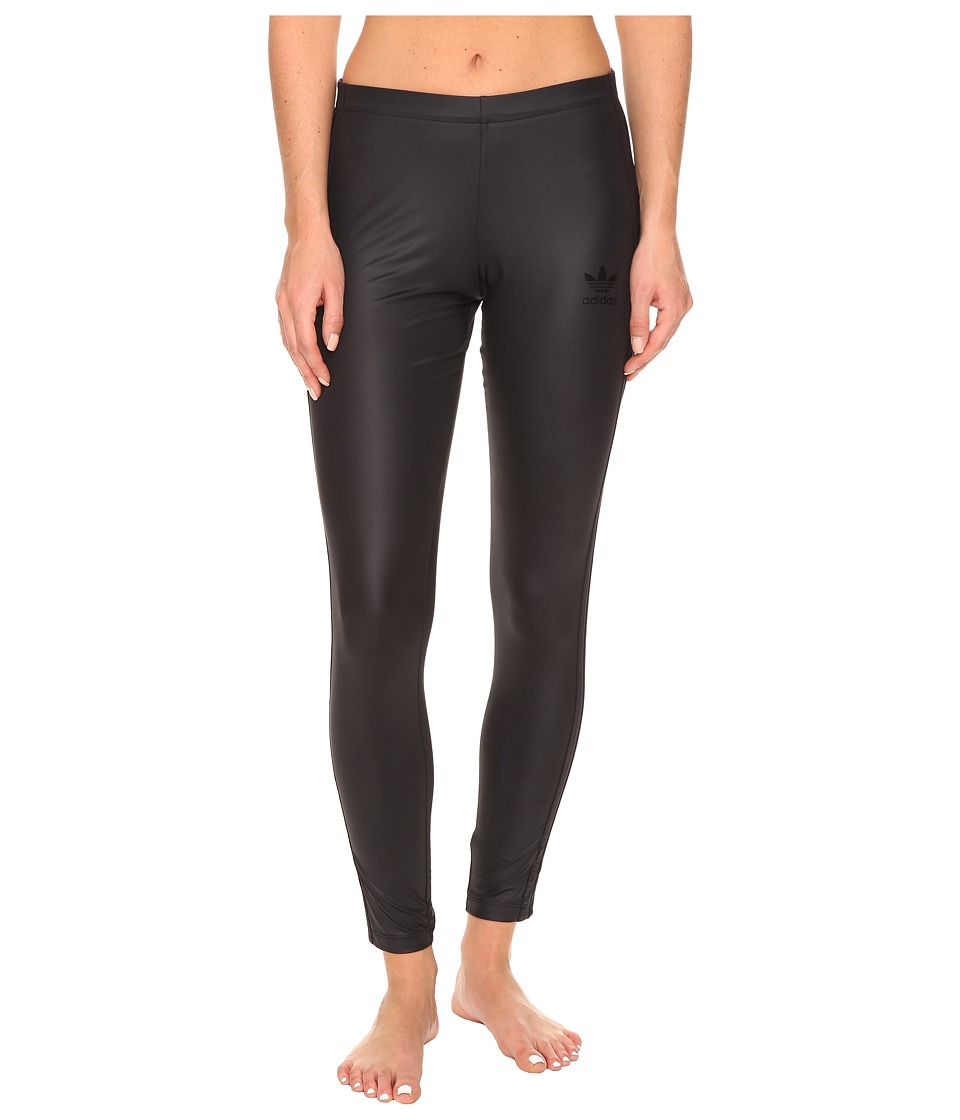 adidas Originals - Originals Tights (Black) Women's Casual Pants