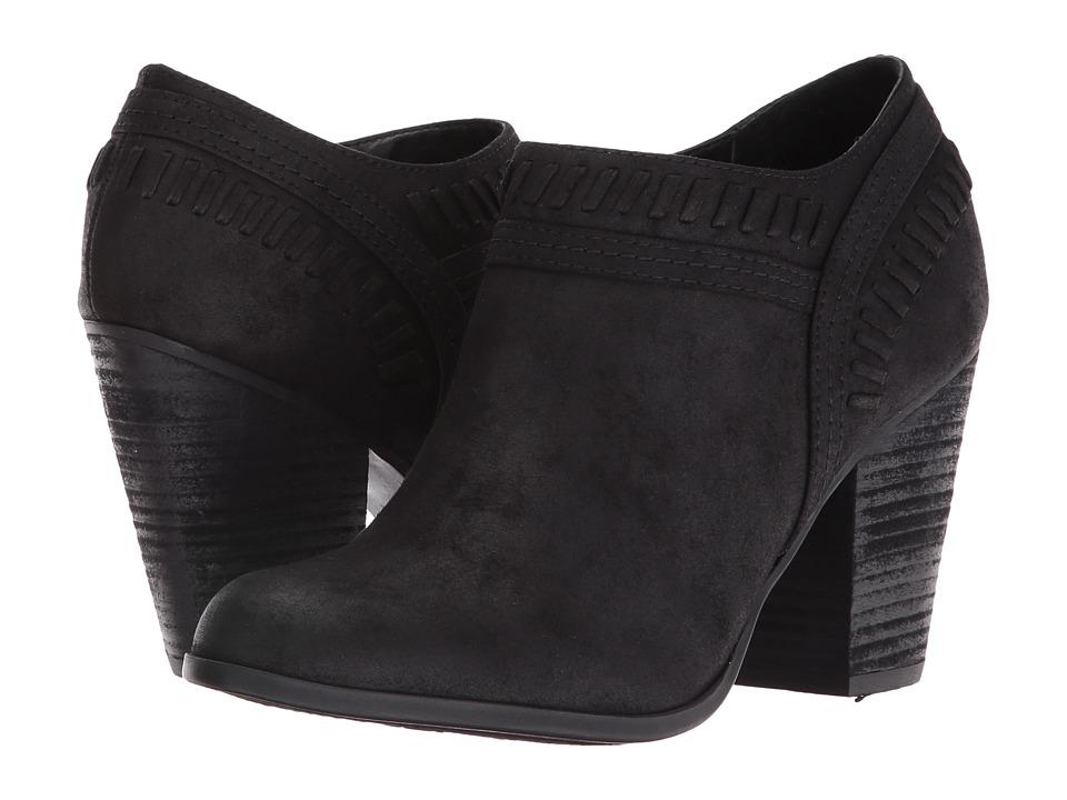 CARLOS by Carlos Santana - Rollins (Black) Women's Shoes