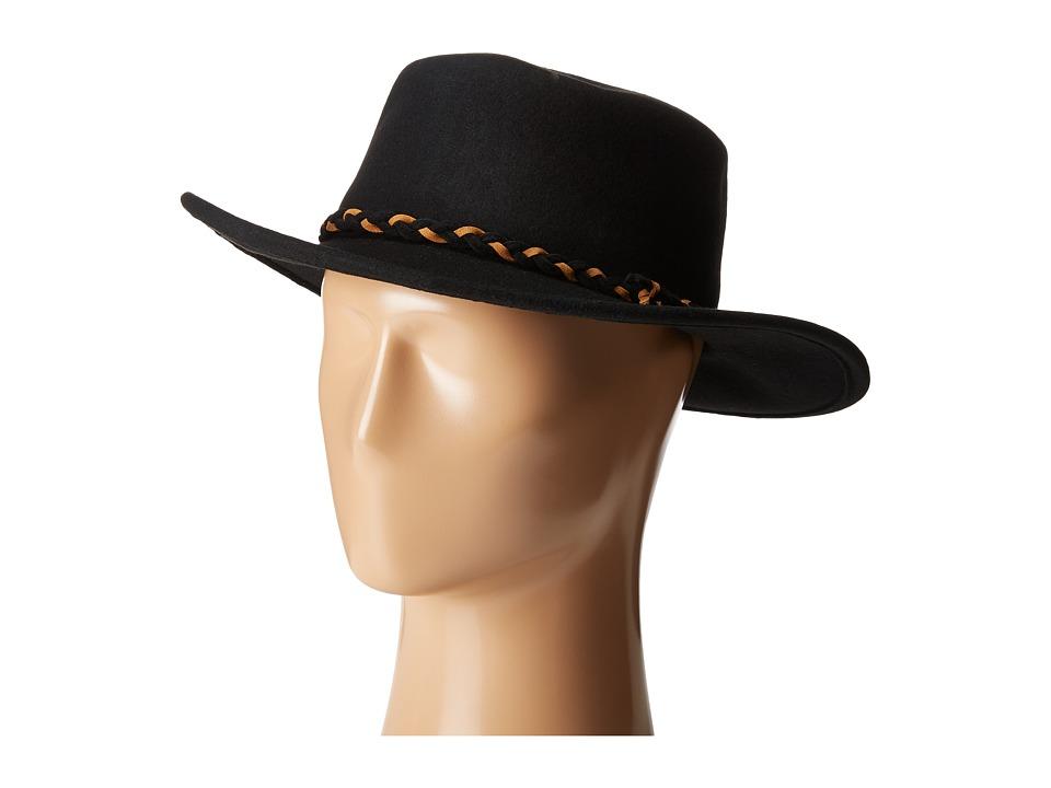BCBGeneration - The Boho Matador (Black) Caps