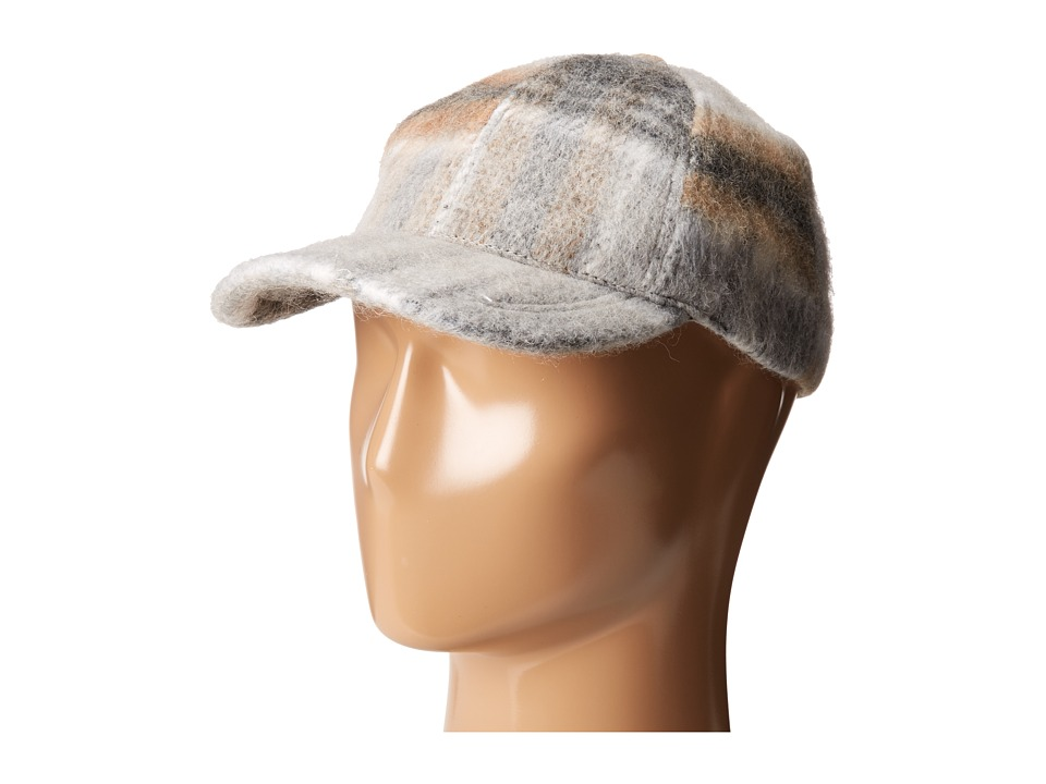 BCBGeneration - Checked Baseball (Grey Shadows) Baseball Caps