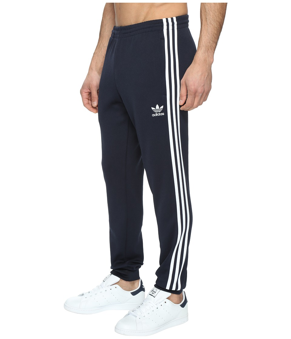 adidas Originals - Superstar Cuffed Track Pants (Legend Ink) Men's Casual Pants