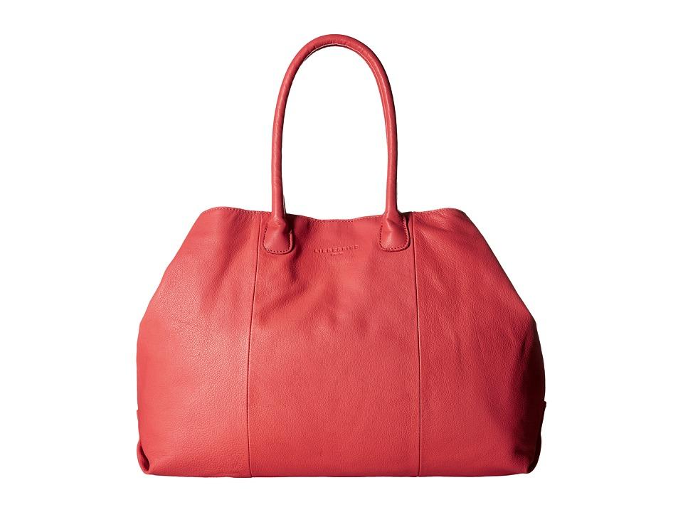 Liebeskind - Milla E (Pink Flamingo) Satchel Handbags