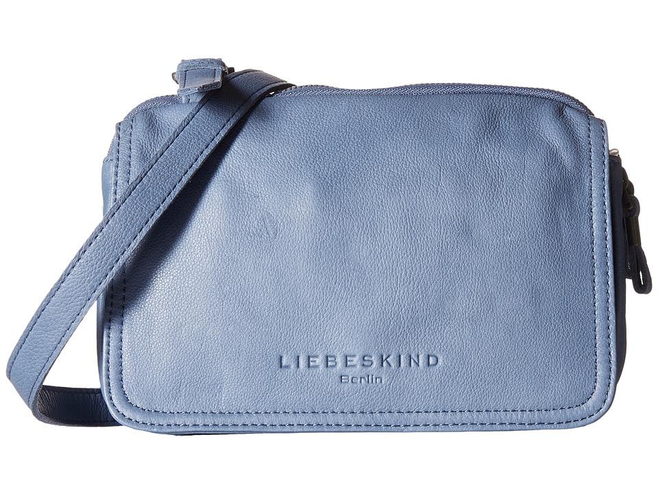 Liebeskind - Maike 6E (Blue) Handbags