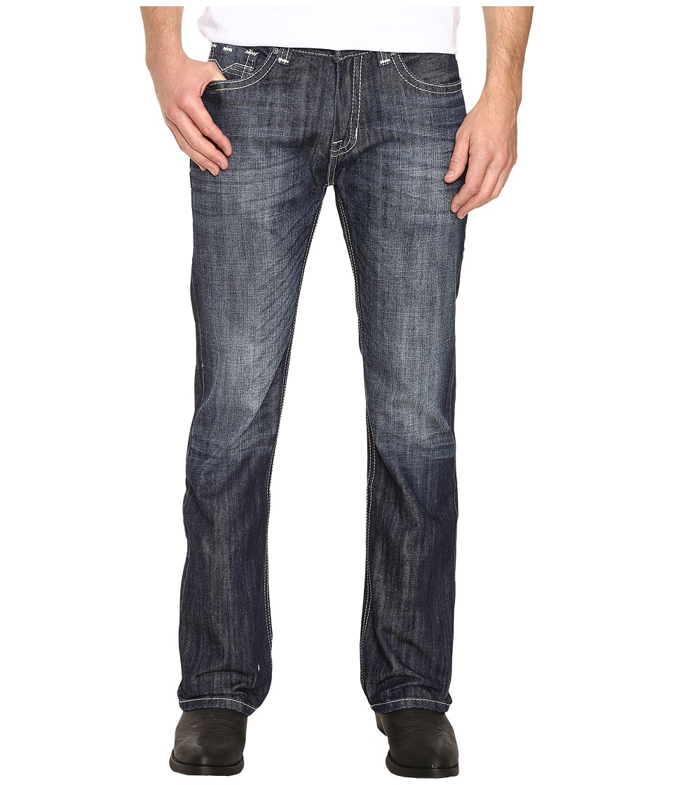 Rock and Roll Cowboy - Pistol Bootcut in Dark Vintage M0P8538 (Dark Vintage) Men's Jeans