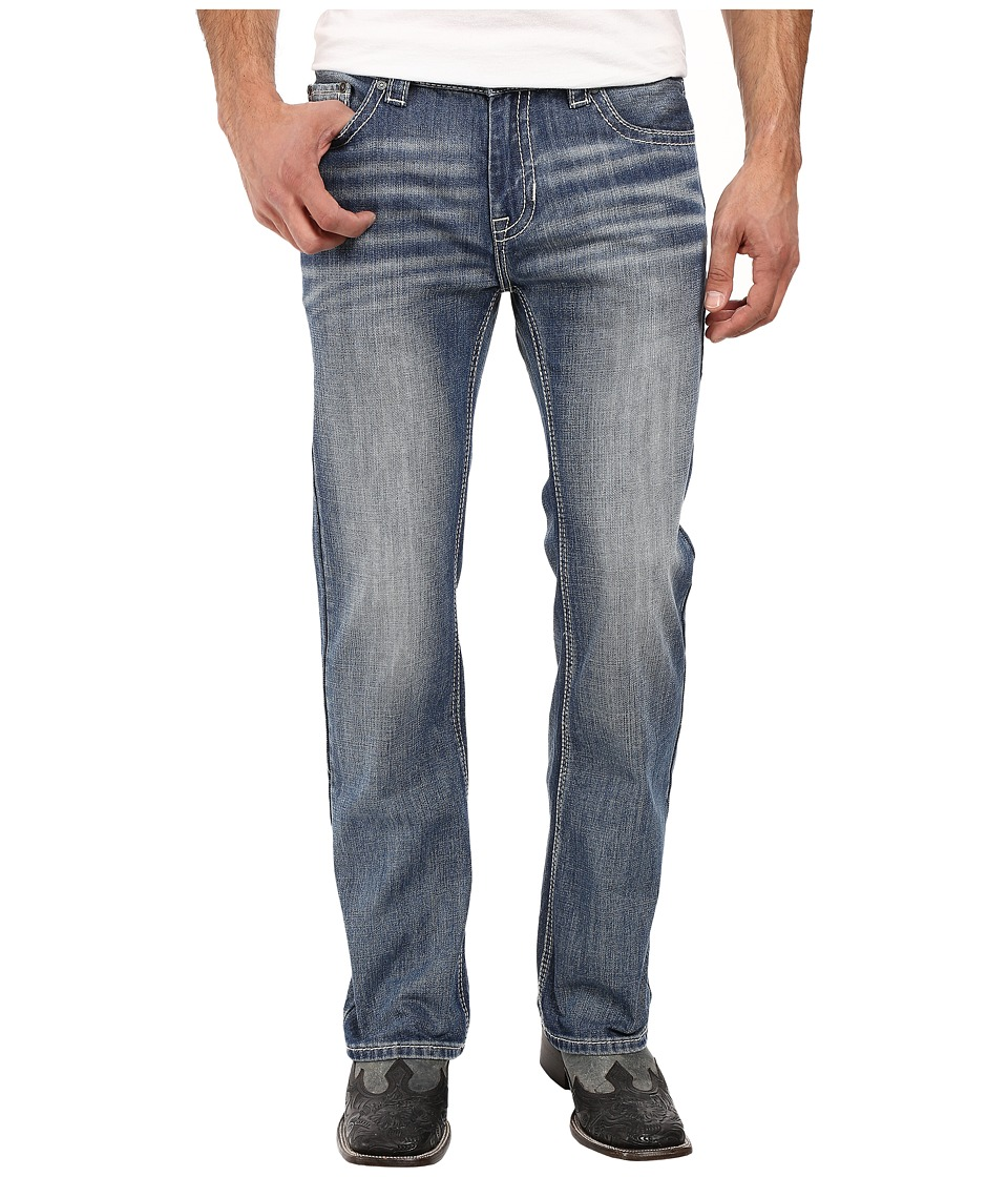 Rock and Roll Cowboy - Pistol Bootcut in Medium Vintage M0P8535 (Medium Vintage) Men's Jeans