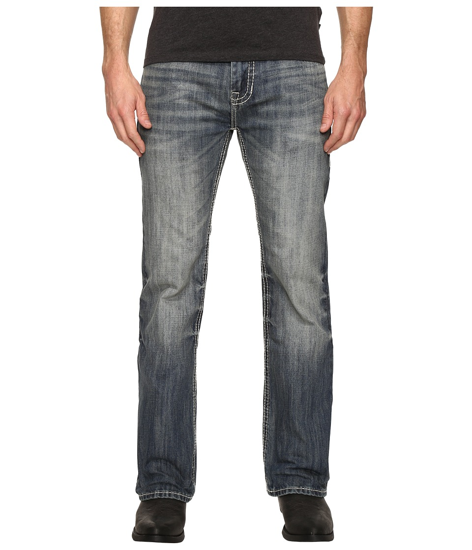 Rock and Roll Cowboy - Pistol Straight Leg in Medium Vintage M0P8540 (Medium Vintage) Men's Jeans