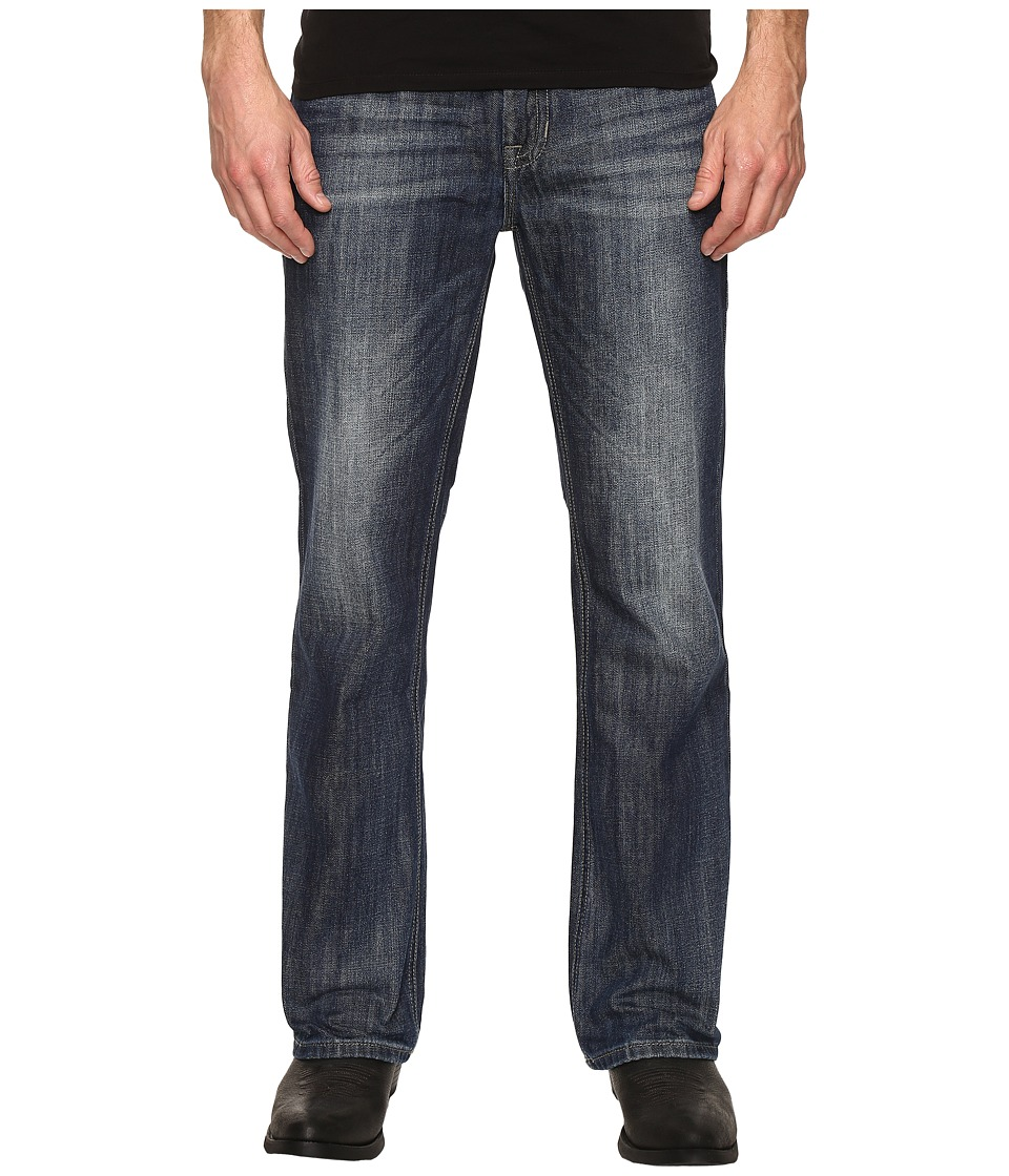 Rock and Roll Cowboy - Double Barrel Jeans in Dark Vintage M0D8519 (Dark Vintage) Men's Jeans