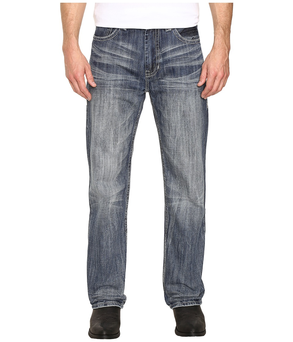 Rock and Roll Cowboy - Double Barrel in Medium Vintage M0S8528 (Medium Vintage) Men's Jeans