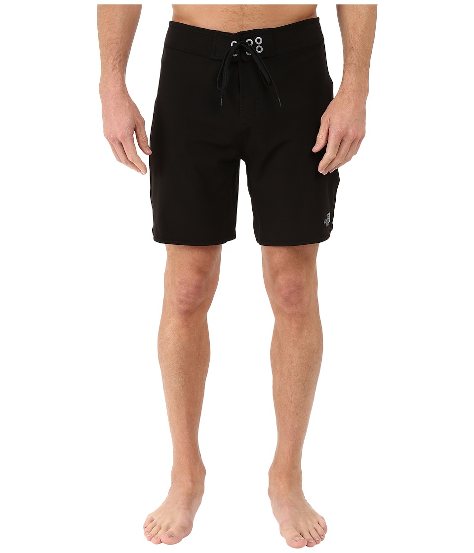 The North Face - Whitecap Boardshorts - Short (TNF Black) Men's Swimwear
