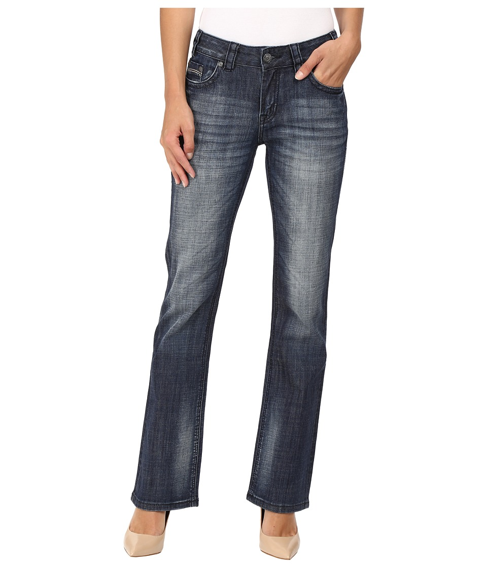 Rock and Roll Cowgirl - Mid-Rise Bootcut in Dark Vintage W1-8474 (Dark Vintage) Women's Jeans