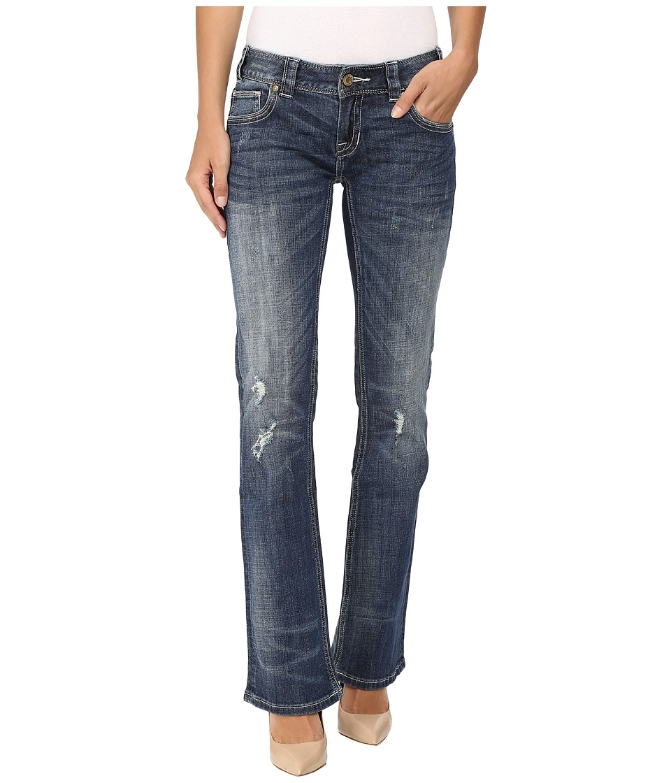 Rock and Roll Cowgirl - Low Rise Bootcut in Medium Vintage W0-8463 (Medium Vintage) Women's Jeans