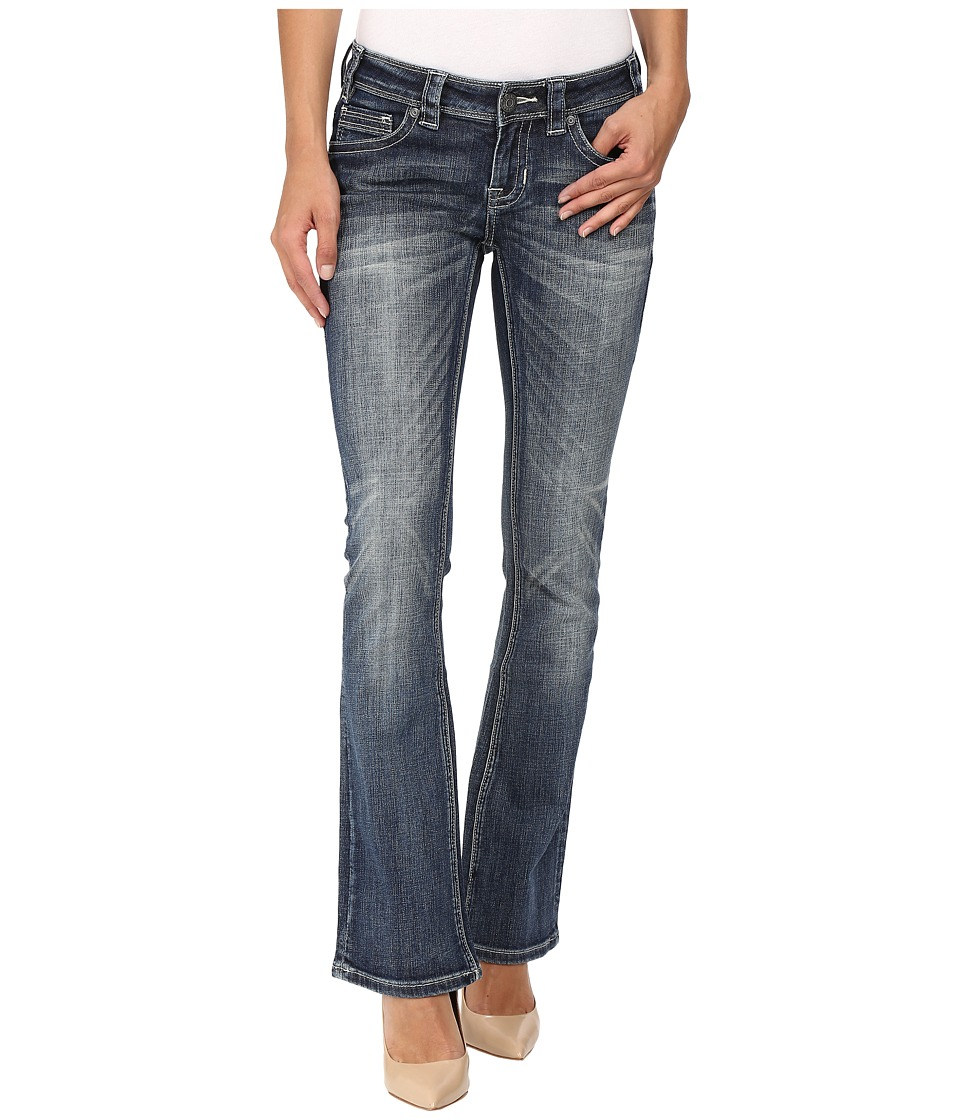 Rock and Roll Cowgirl - Rival Bootcut in Medium Vintage W6-8471 (Medium Vintage) Women's Jeans