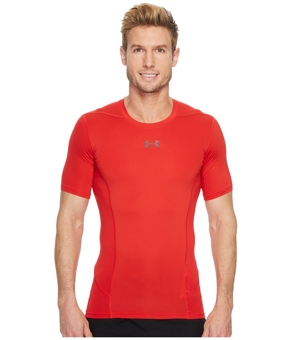 Under Armour Heatgear Supervent 2.0 Short Sleeve (Red) Men