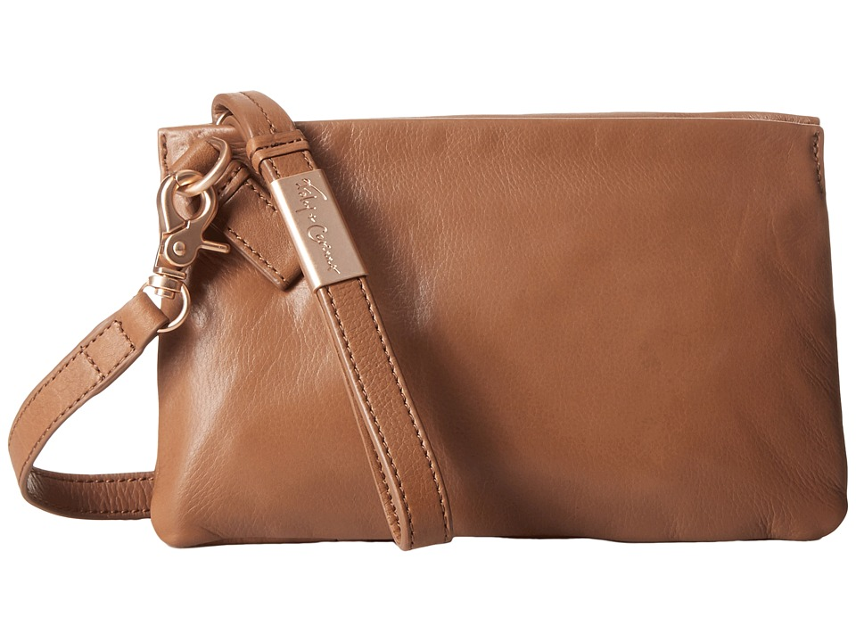 Foley & Corinna - Cache Crossbody (Chestnut) Handbags