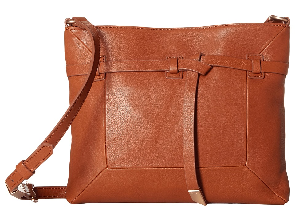 Foley & Corinna - Lea Crossbody (Honey Brown) Cross Body Handbags