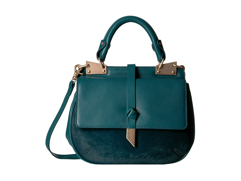 Foley & Corinna - Dione Saddle Bag (Peacock) Bags