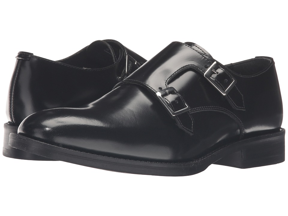 Kenneth Cole Reaction - Fort-Ify (Black) Men's Slip on Shoes
