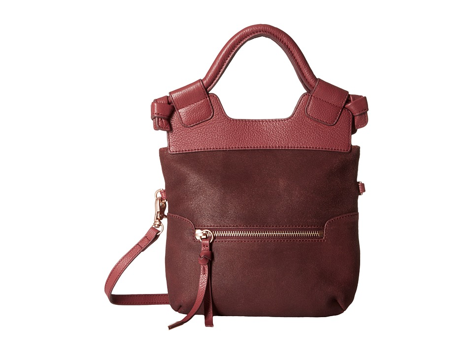 Foley & Corinna - Disco Multi (Bordeaux) Handbags