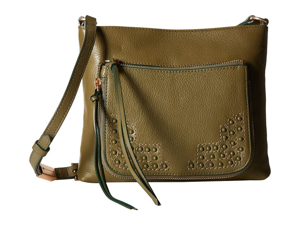 Foley & Corinna - Stevie Crossbody (Moss) Cross Body Handbags