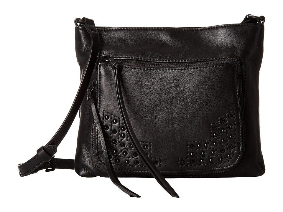 Foley & Corinna - Stevie Crossbody (Black) Cross Body Handbags