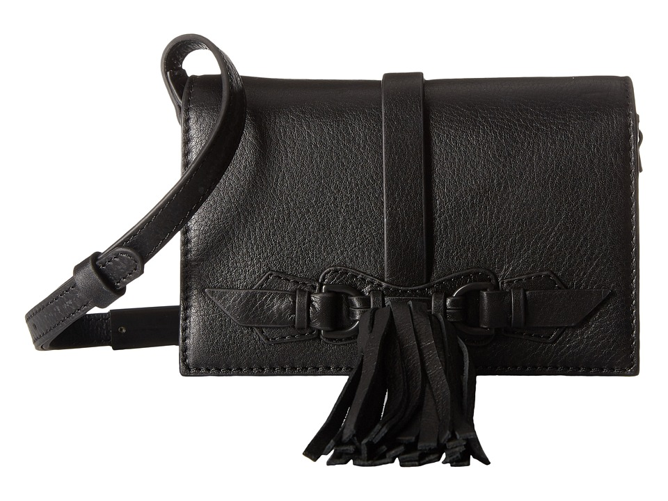 Foley & Corinna - Bo Crossbody (Black) Cross Body Handbags