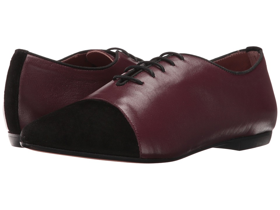Summit by White Mountain - Laurette (Burgundy Leather) Women's Shoes