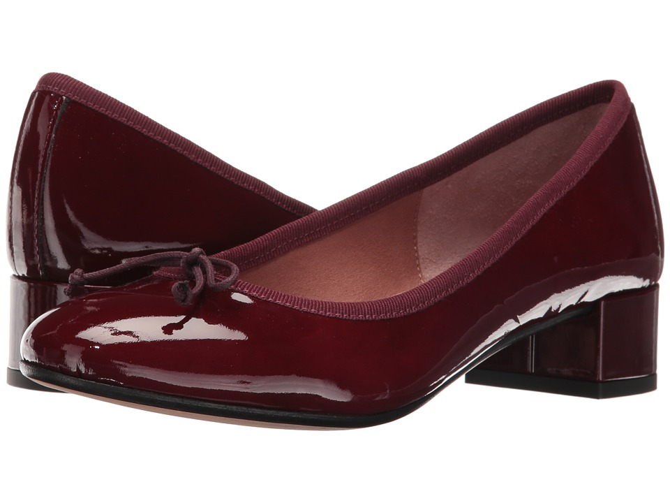 Summit by White Mountain - Mariela (Burgundy Patent Leather) Women's 1-2 inch heel Shoes