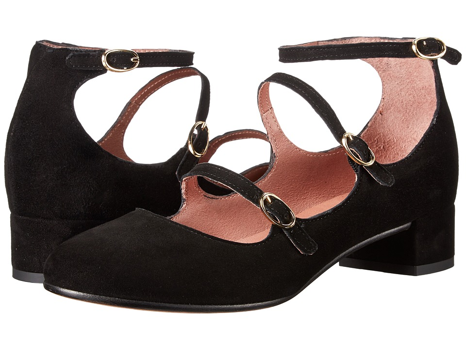 Summit by White Mountain - Myrlie (Black Suede) Women's Shoes