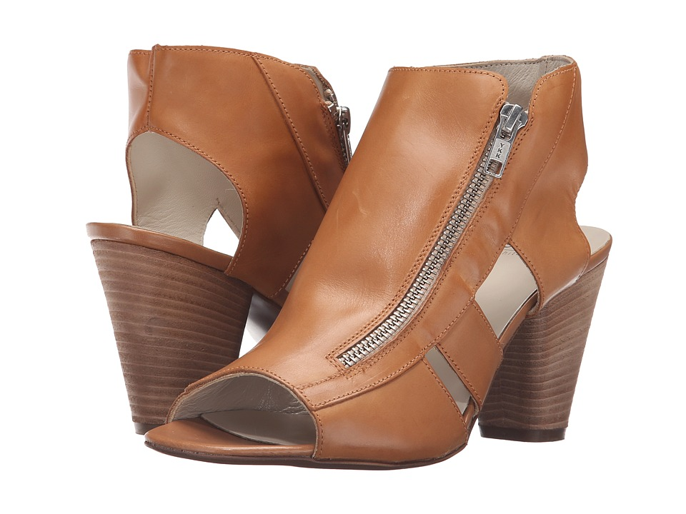 Summit by White Mountain - Sherilyn (Camel Leather) High Heels