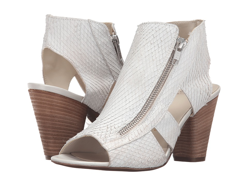 Summit by White Mountain - Sherilyn (Off-White Exotic Leather) High Heels