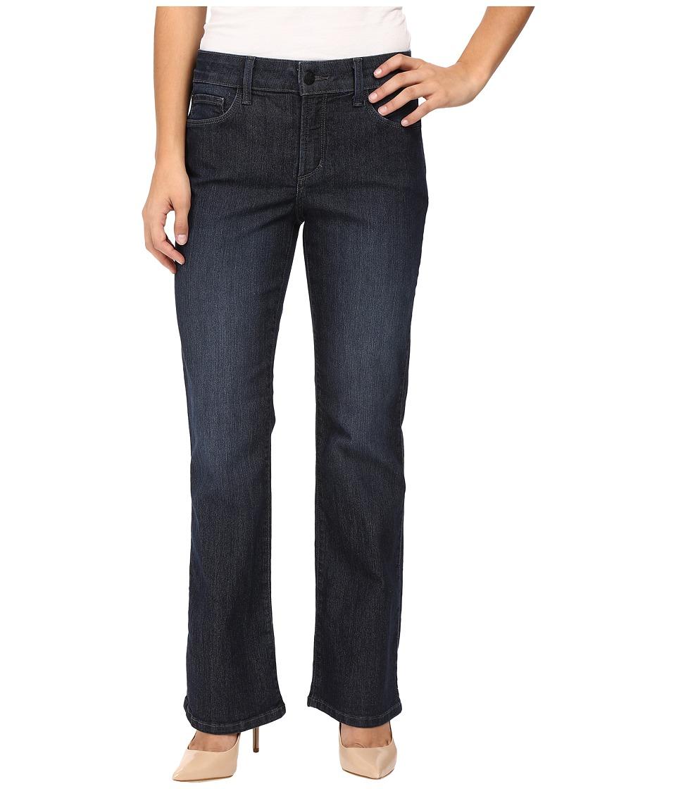 NYDJ Petite - Petite Barbara Bootcut Jeans in Burbank Wash (Burbank Wash) Women's Jeans