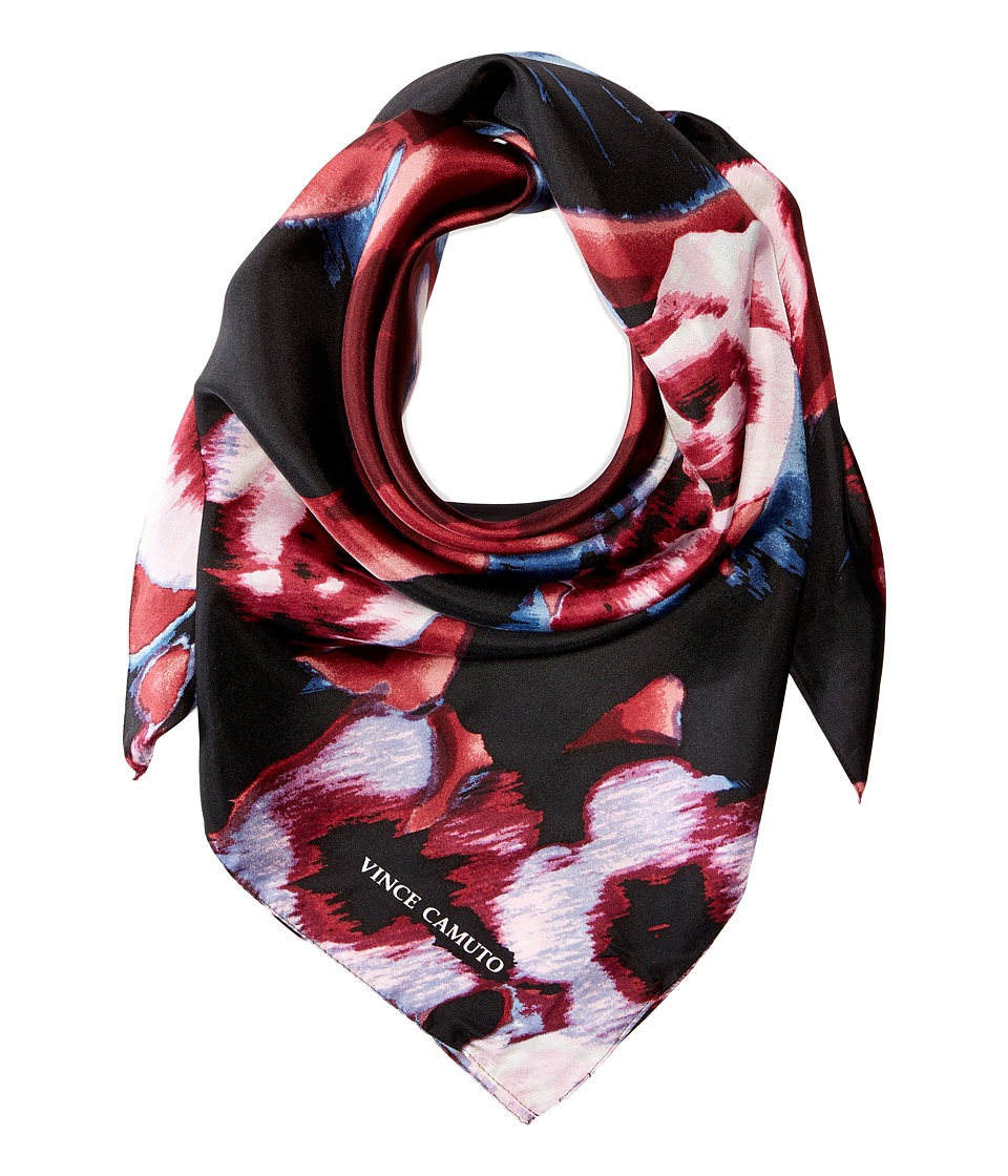 Vince Camuto - Dark Beauty (Hawthorne Rose) Scarves