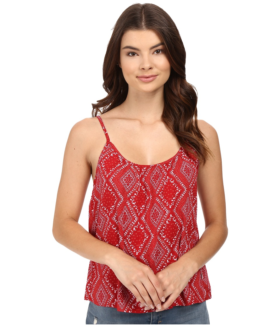 Vans - Forever Detention Tank Top (Chili Pepper) Women's Sleeveless