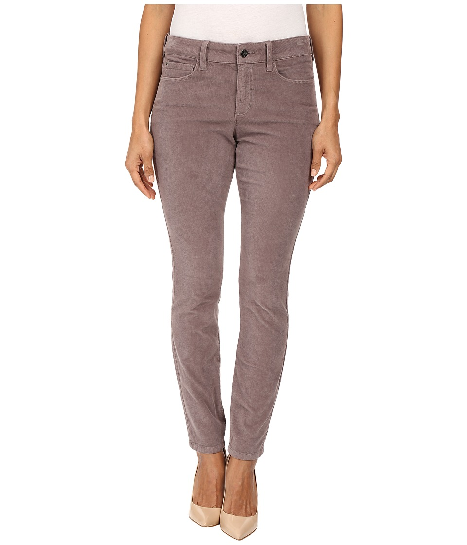 NYDJ Petite - Petite Alina Leggings Jeans in Corduroy in Alder (Alder) Women's Jeans