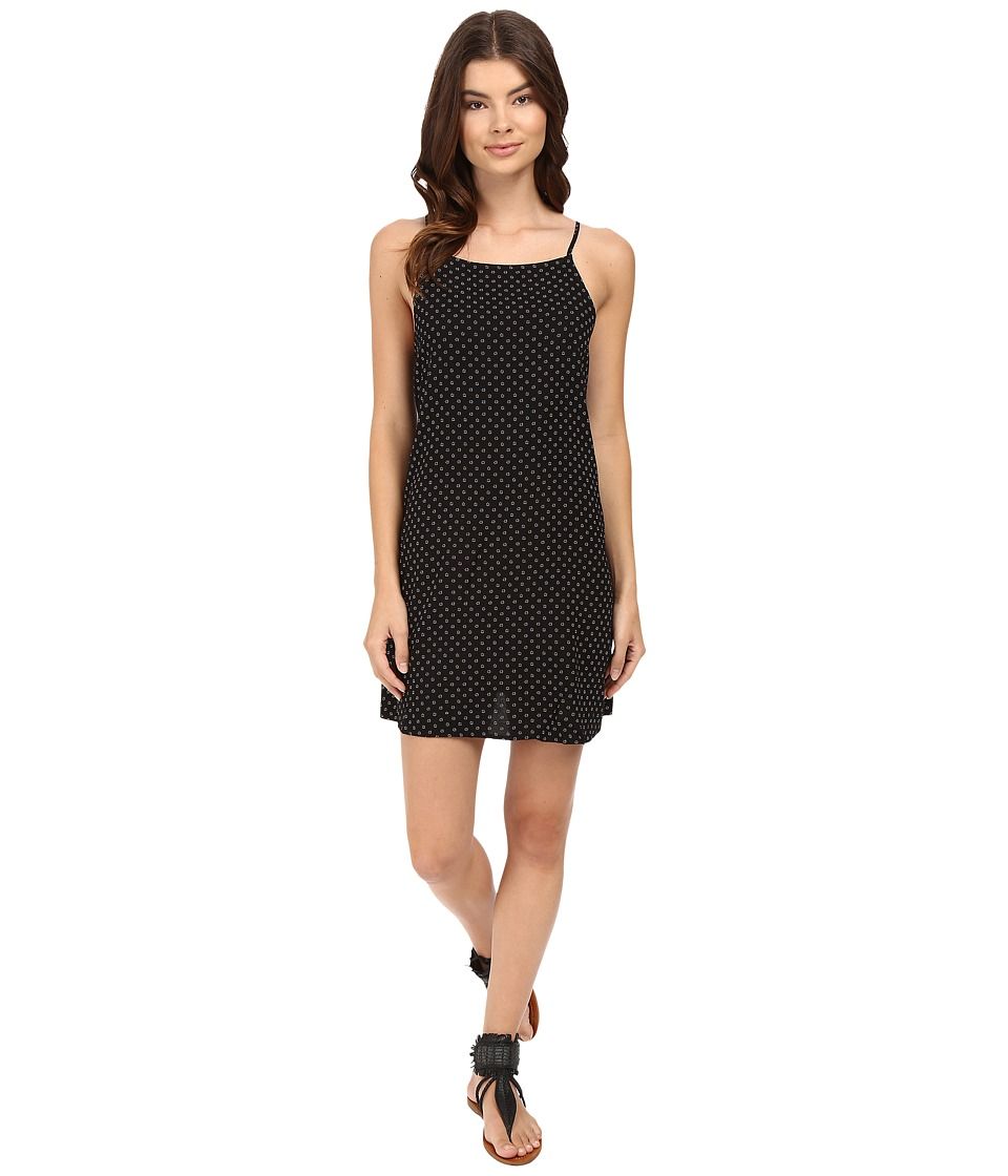 Vans Marie II Dress (Black/Surf The Web) Women