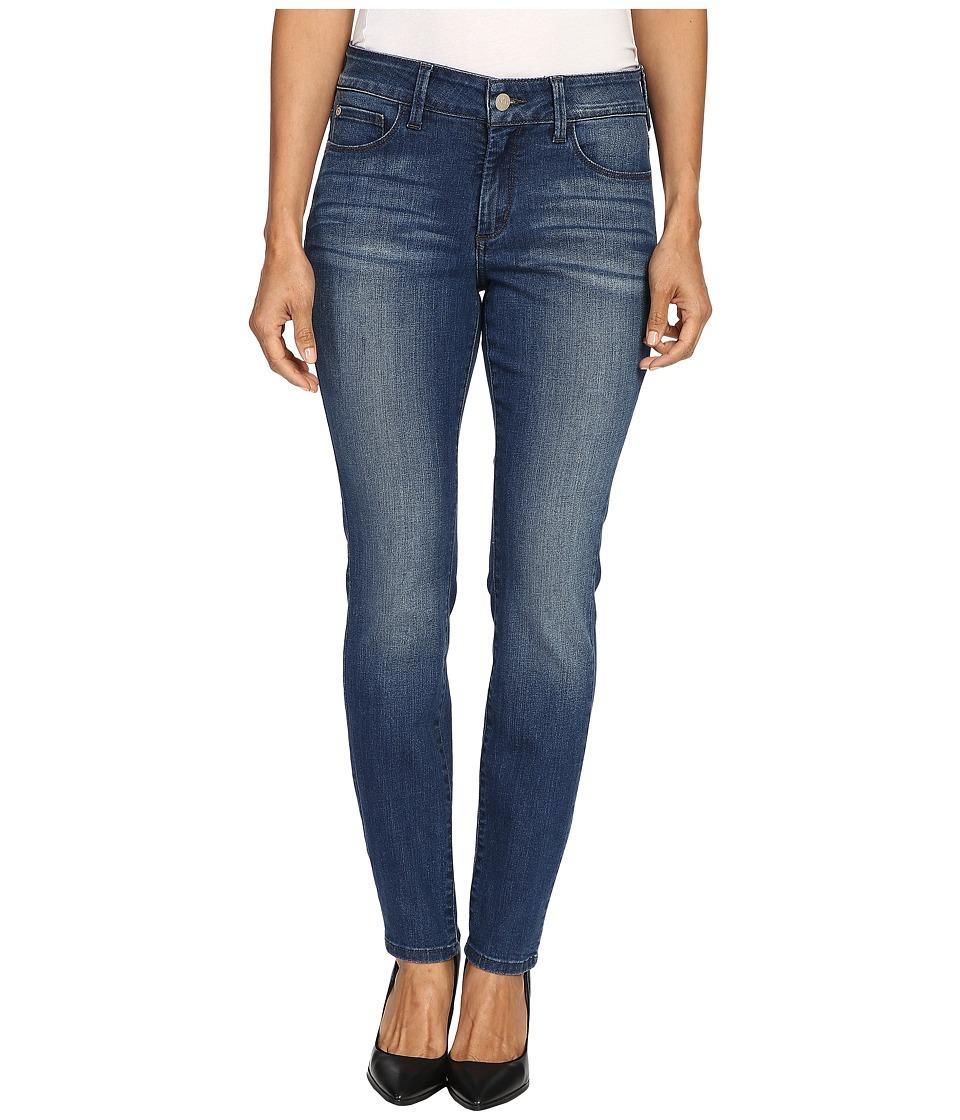 NYDJ Petite - Petite Kristin Slim Jeans in Montpellier Wash (Montpellier Wash) Women's Jeans