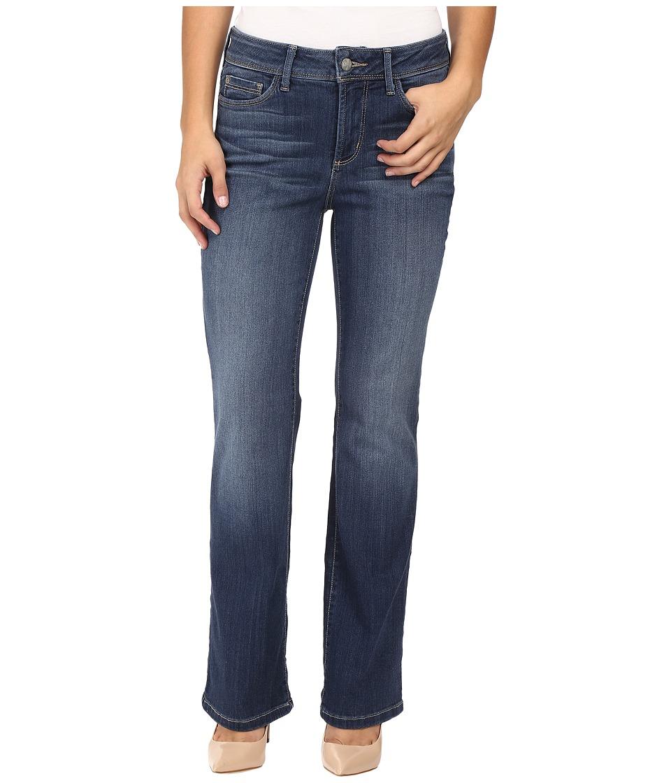 NYDJ Petite Petite Barbara Bootcut Jeans in Sure Stretch Denim in Saint Veran Wash (Saint Veran Wash) Women