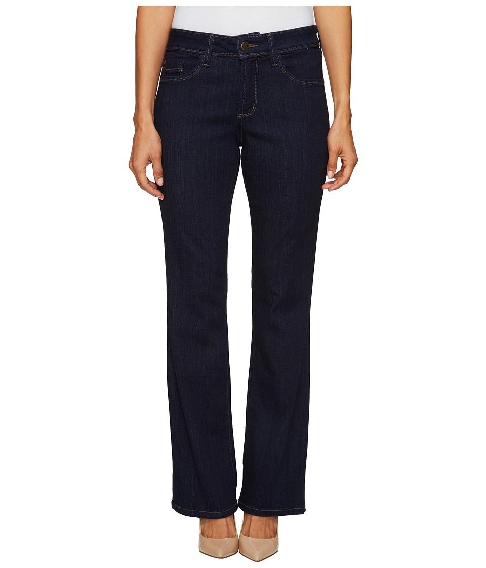 NYDJ Petite Petite Barbara Bootcut Jeans in Sure Stretch Denim in Mabel Wash (Mabel Wash) Women