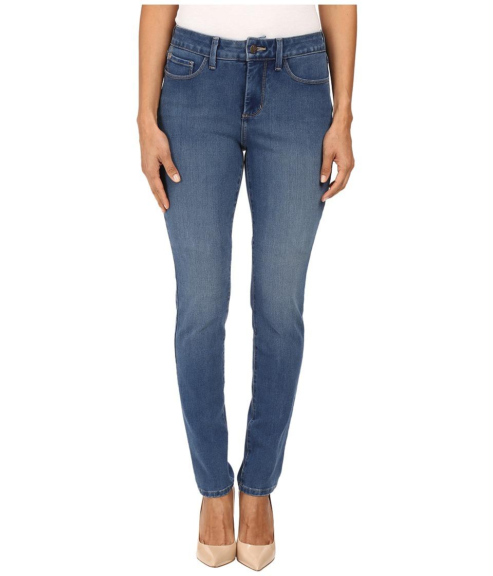 NYDJ Petite Petite Alina Leggings Jeans in Shape 360 Denim in Annecy Wash (Annecy Wash) Women