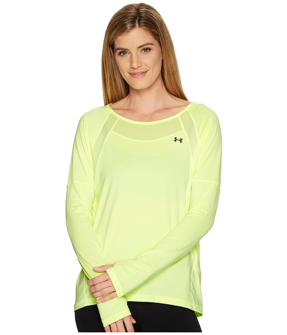 Under Armour - Armour Sport Long Sleeve (Pale Moonlight/Pale Moonlight) Women's Clothing