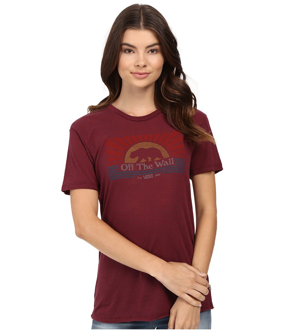 Vans - Cali Bear (Port Royale) Women's T Shirt