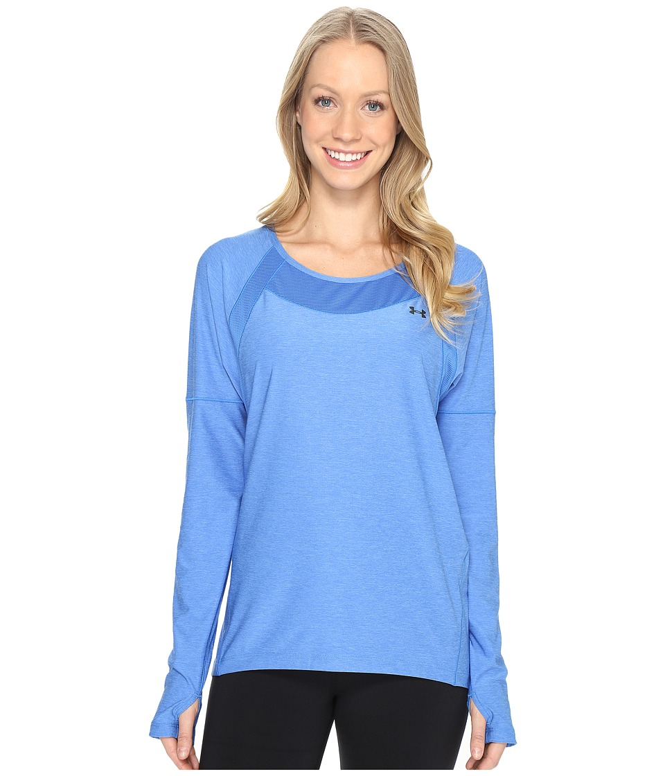 Under Armour Armour Sport Long Sleeve Twist (Mediterranean/Mediterranean) Women