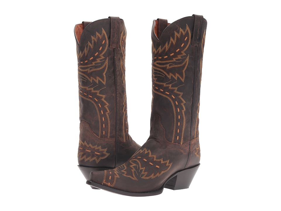 Dan Post - Sidewinder (Brown) Cowboy Boots