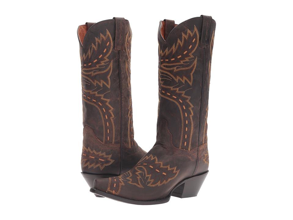 Dan Post Sidewinder (Brown) Cowboy Boots