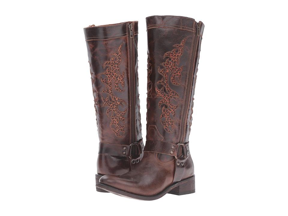 Dan Post Hot Pepper (Brown) Cowboy Boots